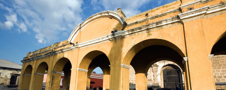 Study Spanish in Antigua, Guatemala