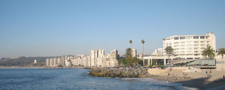 Study Spanish in Viña del Mar, Chile